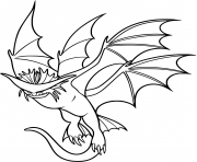 Printable Cloudjumper Dragon coloring pages