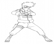Hatake Kakashi is a shinobi of Konohagakures Hatake clan