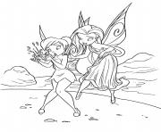 Printable Tinker Bell was played by Virginia Browne Faire coloring pages