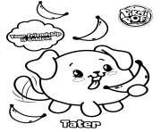 Printable Pikmi Pops Moose Toys coloring pages