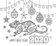 2020 Year of The Metal Rat Page