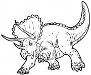 Triceratops pissed off