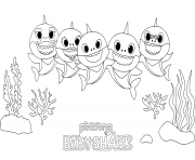 Baby Shark party time Kids