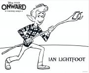 Ian Lightfoot Onward