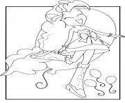 Printable My Little Pony Girls Pinkie Pie coloring pages