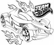 Hot Wheels Coloring Pages to Print Hot Wheels Printable