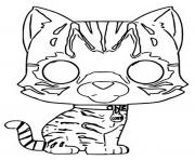 Printable funko pop marvel goose the cat coloring pages