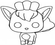 Printable funko pop pokemon goupix coloring pages