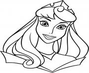 princess disney aurora sleeping beauty coloring pages