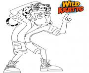 Wild Kratts Cartoon about Animal
